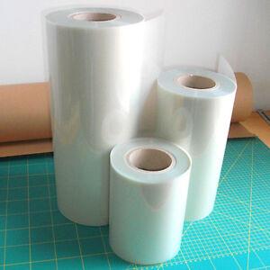 Mylar Pochoir Rouleau 125 Microns Vendu pour Mètre X 597mm - Sérigraphie Pages