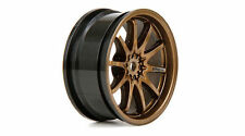 Vaterra Camaro RS  SS Wheel FR Volk Racing CE28N 54x26mm Bronze (2) VTR43023