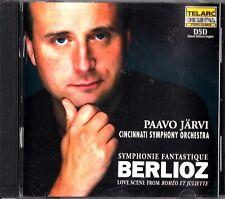 BERLIOZ- Love Scene From Romeo & Juliet- Paavo Jarvi- CD- Cincinnati SO
