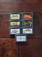 Nintendo Gameboy GBA Fire Emblem English Translated .Repros.