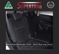 REAR Seat Cover Fits Mitsubishi Outlander Premium Neoprene Waterproof