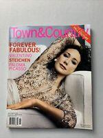 Town & Country Magazine November 2000 - Marisa Berenson