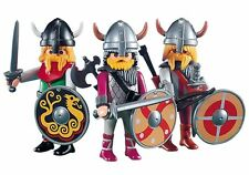 playmobil Soldier royal Knight new sealed 7677 figures King Leader vikings Lot