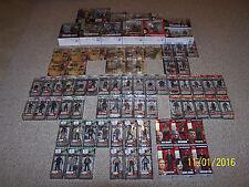 Walking Dead McFarlane Figures Complete Set Lot Series 1-10 Exclusive Color Tops