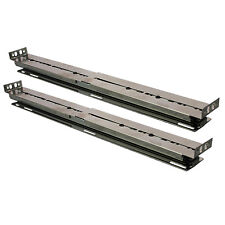 1U RACKMOUNT SLIDING RAILS HEAVY DUTY FOR SERVERS & 4U CASES