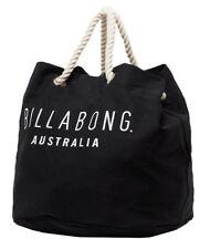 Beach Billabong Bag Large Gym Travel BRAND Tag Revolve Market Black Handbag