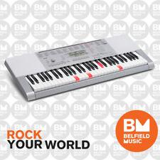 Casio LK280 Digital Electronic Keyboard LK-280 Lighting 61 Key w/ Power Adaptor