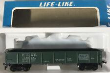 Life-Like HO Scale ~E.J. & E (Elgin, Joliet and Eastern)  Gondola ~ NEW IN BOX
