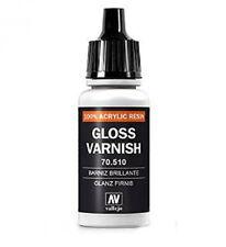 Vallejo Color - Gloss Varnish