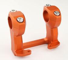 "Trail Tech KTM Husaberg Bar Risers 1-1/8"" Oversize Fat Bars Orange 030-MCB3 NEW"