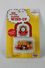 Ben The SCC EngineTrain Plastic WIND-UP NEW Old STOCK RARE 1993