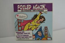 The Balm Foiled Again Shadow & Blush sample single bronze travel size