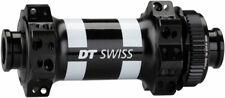 DT Swiss 350 Front Hub 12 x 100mm Center Lock Disc Straight Pull 28h Black