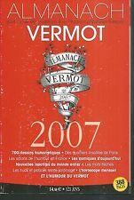 Almanach VERMOT  2007. Z13E