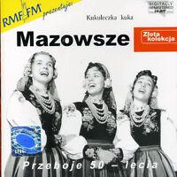 Zespol Piesni I Tanca Mazowsze - Zlota Kolekcja [New CD]