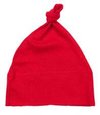 Cappelli e berretti rossi per bimbi 100% Cotone