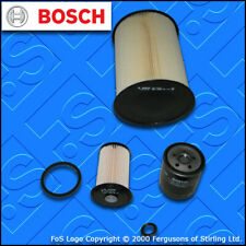 SERVICE KIT for FORD FOCUS MK2 1.8 TDCI BOSCH OIL AIR FUEL FILTERS (2007-2012)