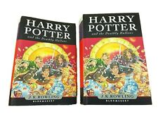 Harry Potter And The Deathly Hallows | First Edition Hard Back | J. K. Rowling.