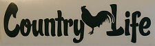 Country life Chicken Sticker/decal , Poultry/Farming