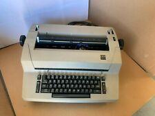 Vintage IBM Correcting Selectric II Electric Typewriter
