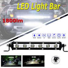 Waterproof 18W LED Work Light Beam Bar Driving Lamp Fog Off Road Car Boat Truck