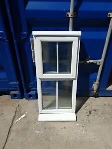 White Upvc Window 475 X 1040 (C1W37)