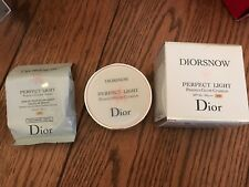 Dior Diorsnow Perfect Light Perfect Glow Cushion SPF 50 PA+++ 15g Case + refill