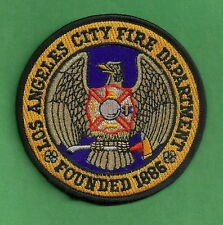 LOS ANGELES CITY CALIFORNIA FIRE DEPARTMENT PATCH PHOENIX
