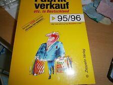 Buch: Fabrikverkauf etc. in Deutschland 1995/96