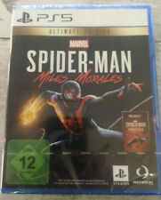 Marvel's Spider-Man: Miles Morales Ultimate Edition  Playstation 5