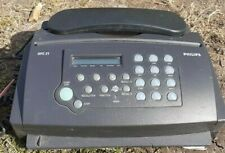Philips HFC 21 Thermal Fax telephone Machine