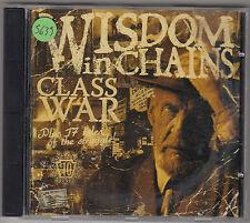WISDOM IN CHAINS - class war CD