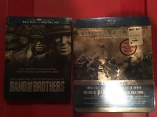 Brand New SEALED Band of Brothers The Pacific Tin Blu-ray Disc Lot HBO