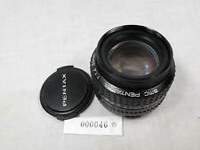 SMC PENTAX-A 50mm 1:1.4 MANUAL FOCUS LENS EXCELLENT
