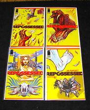 Repossessed Image Comics 1 2 3 4 Complete Mini-Series Set JM ringuet