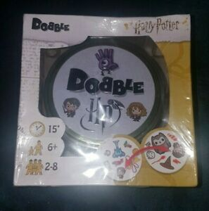 Asmodee Harry Potter Dobble Card Game new and sealed game ideal gift
