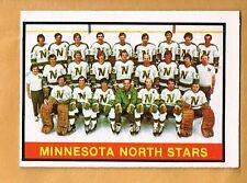 1974-75  OPC  Team  Check lList   Minnesota North Stars  #363