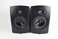 Athena S-2C-1 Bookshelf Speakers Made In Canada