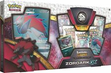 Pokemon Shining Legends Zoroark GX Box Special Collection Premium SEALED