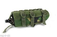 MOLLE Horizontal Paintball CO2 Air Tank Pouch (Medium) (DPM) [OS8-4]