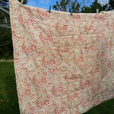 More details for vintage quilt 154 x 134 cm sweet fabric