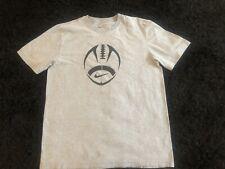 Men's Nike Football Logo T-Shirt Sz. Large
