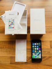 Apple iphone 5 Negro 32 GB -LIBRE- Funciona muy muy bien