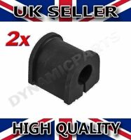 REAR STABILISER MOUNTING ANTI ROLL SWAY BAR BUSHES FOR VAUXHALL VECTRA C (PAIR)