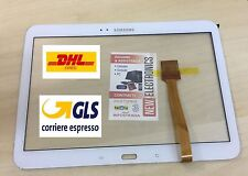 TOUCH SCREEN SAMSUNG GALAXY TAB 3 GT-P5200 GT-P5210 TABLET VETRO 10.1 BIANCO