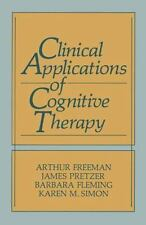 Clinical Applications of Cognitive Therapy-ExLibrary