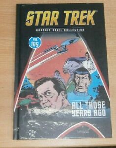 DC Star Trek Graphic Novel Collection #105 All Those Years Ago