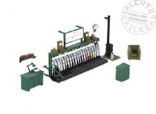 RATIO Models 553 furniture internal cabin signals by rail - scale 1/87