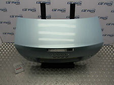 AUDI A4 CABRIOLET BOOT LID  IN SKY BLUE  5 MONTH WARRANTY