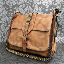 Rise-on CELINE Brown Leather Skin Shoulder bag #1